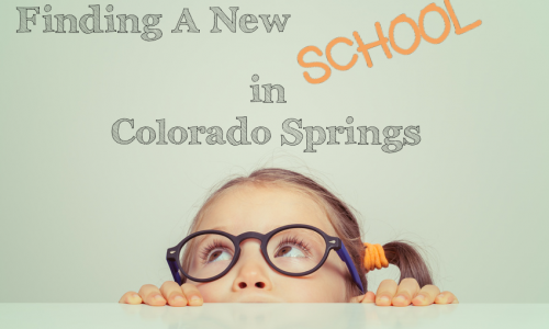 School Options in Colorado Springs