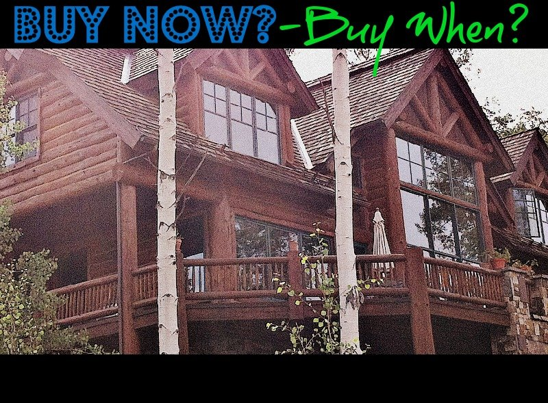 Buy a house now in Colorado Springs