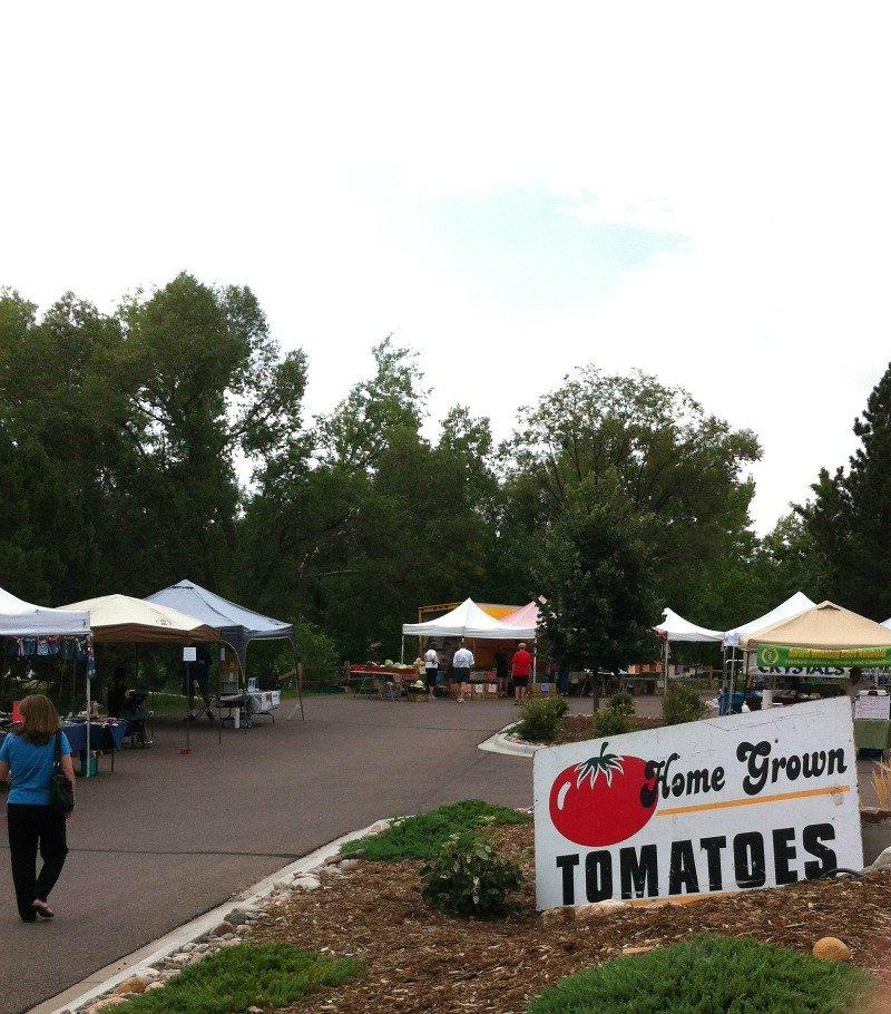 Broadmoor Farmers market