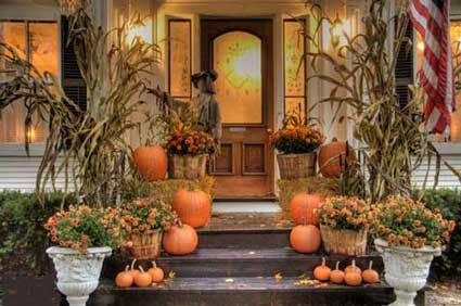 Outdoor Home Decor on Outdoor Halloween Decorations