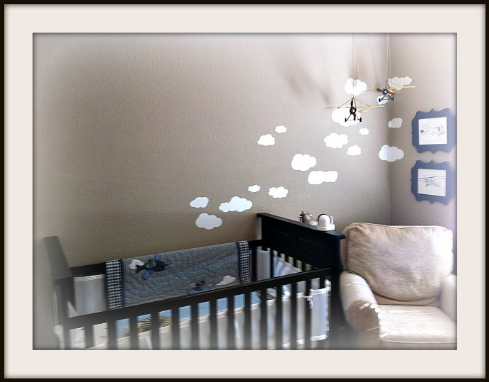 Staging Baby Boy Nursery