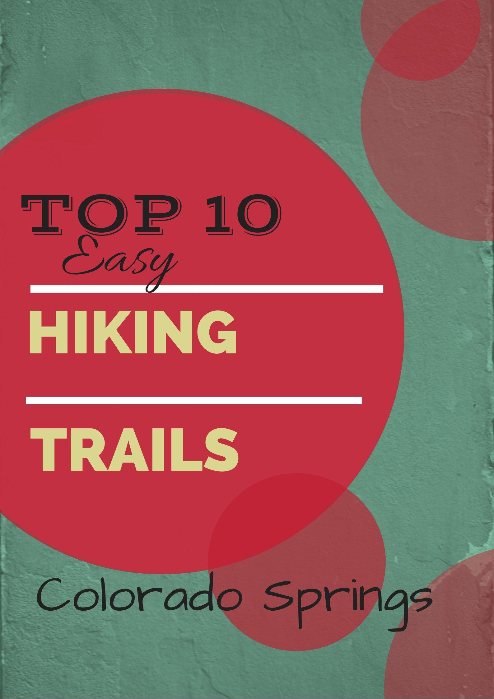 Top 10 Easy Hikes in Colorado Springs