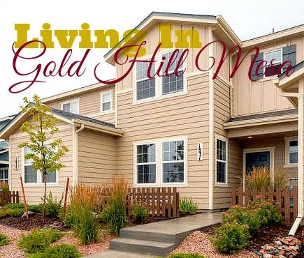 Gold Hill Mesa for sale West Side Living