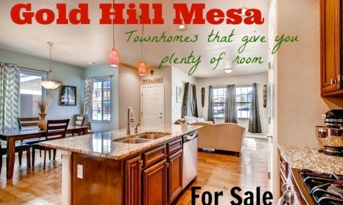 Gold Hill Mesa Home For Sale