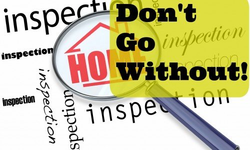 Home inspection home buying