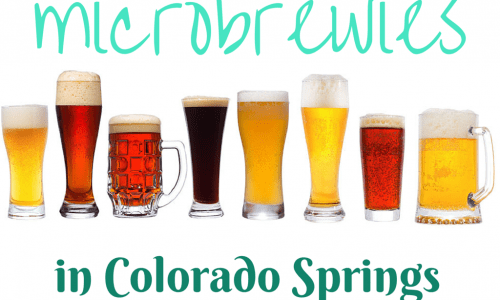 Micro breweries in Colorado Springs [updated]