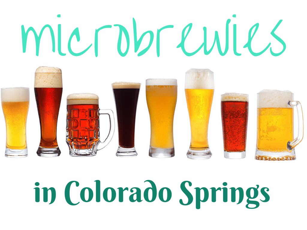 Microbreweries in Colorado Springs