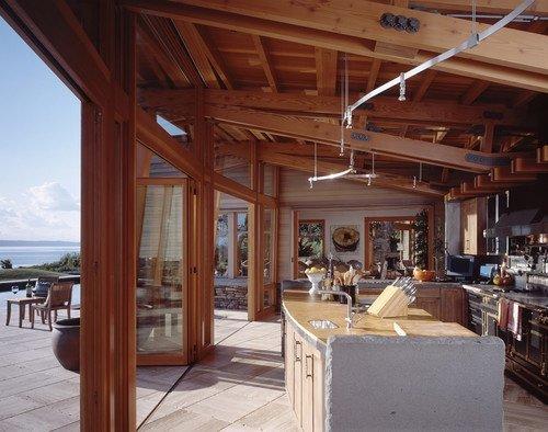 indoor outdoor kitchen design inspirations colorado