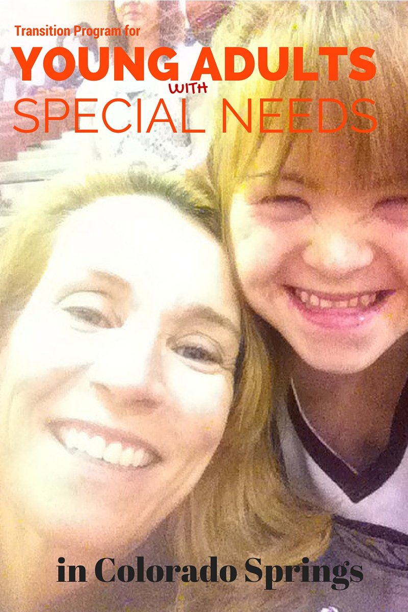 Special need adult has touched