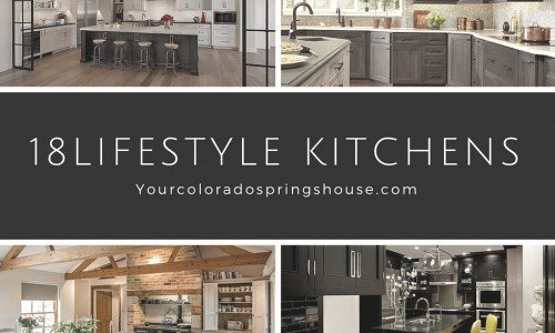 18 lifestyle Kitchen designs