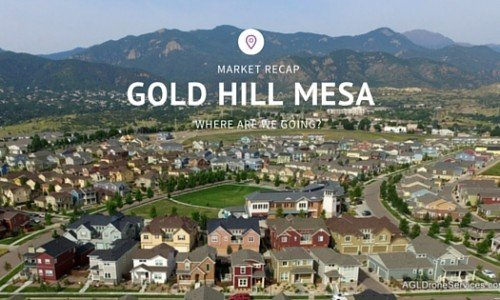 Gold Hill Mesa Real Estate Market Trend