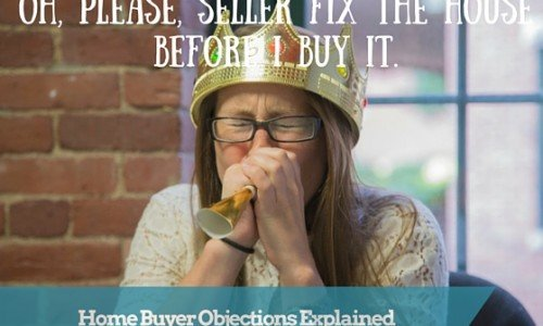 Buyers! Don't Let Your Seller Walk