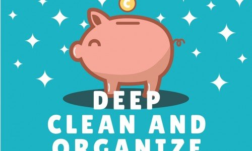 New Years Resolution(s): Deep Clean and Organize Your Home