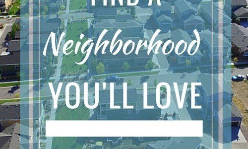 Tips To Research A Colorado Springs Neighborhood