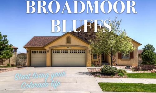 Rancher In Broadmoor Bluffs For Sale
