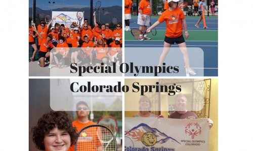 Special Olympics in Colorado Springs