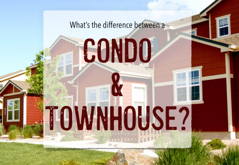 condo vs townhouse what 39 s the difference colorado real estate groupcolorado real estate group. Black Bedroom Furniture Sets. Home Design Ideas