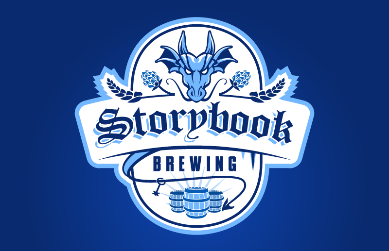 Storybook Brewing logo
