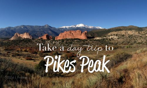 All in a Day: Pikes Peak Sights