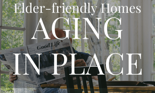 Homes Designed for Aging In Place