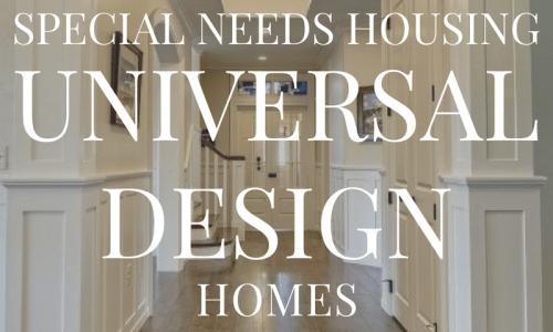 Universal Design Homes