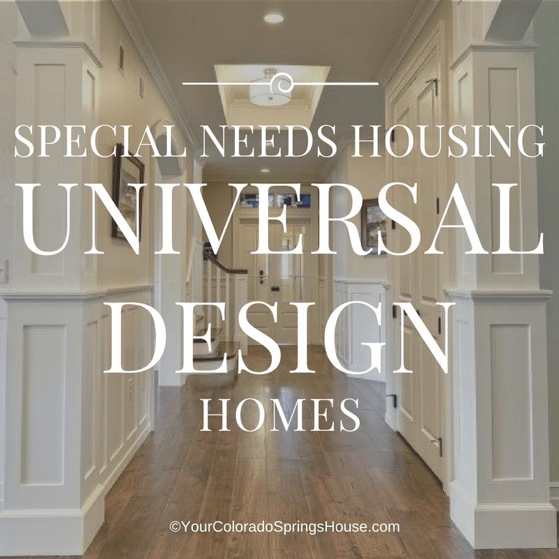 Universal design homes colorado springs real for Universal home design