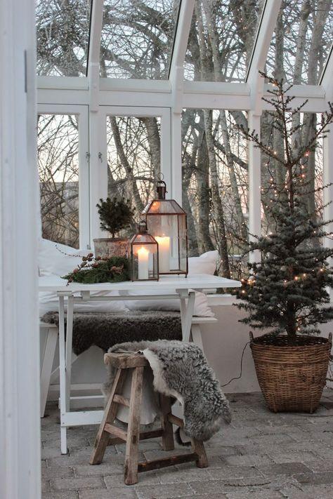 Charmant Colorado Christmas Home Decor Woodland