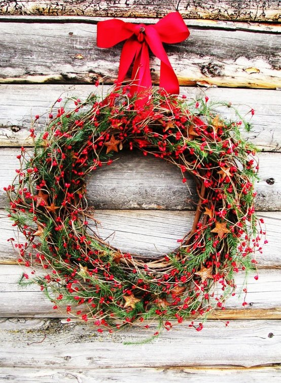 Cool Rustic Christmas Decorations 15