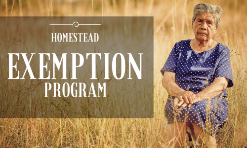 Colorado Homestead Exemption Program
