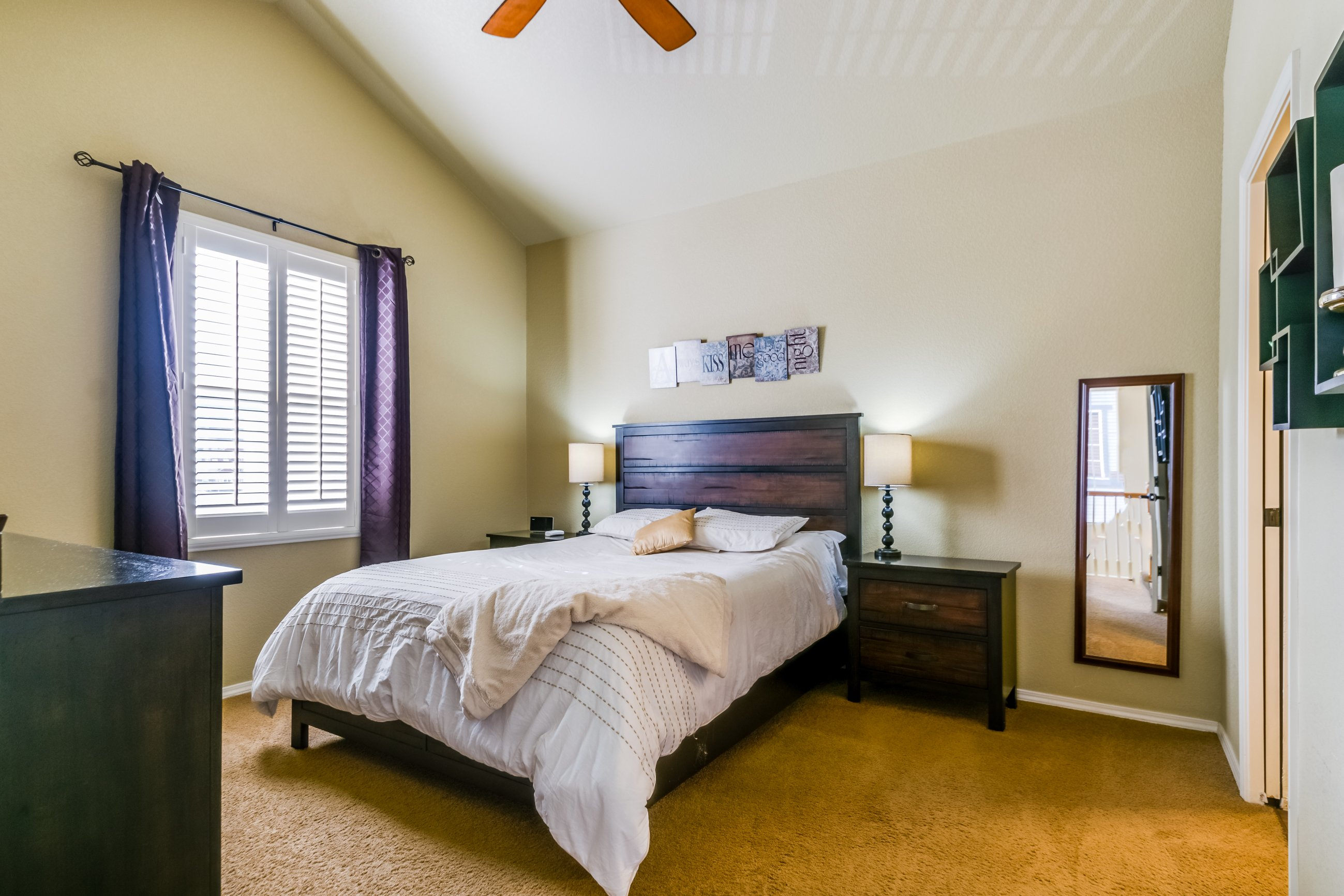 picture of bedroom in Gold Hill Mesa condo for sale