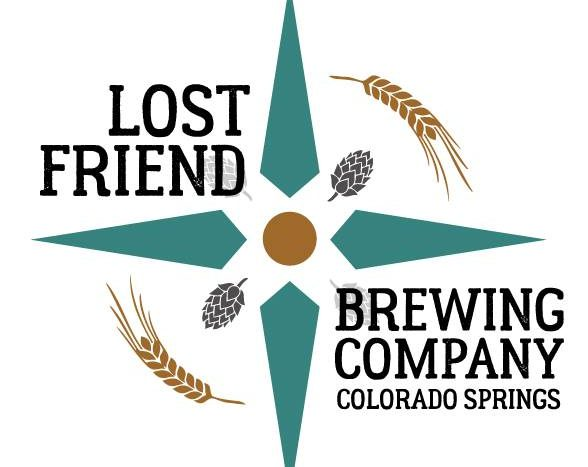 Lost Friend Brewing Company Colorado Springs logo