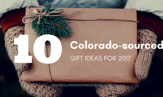 Colorado Sourced Gift Ideas for 2017