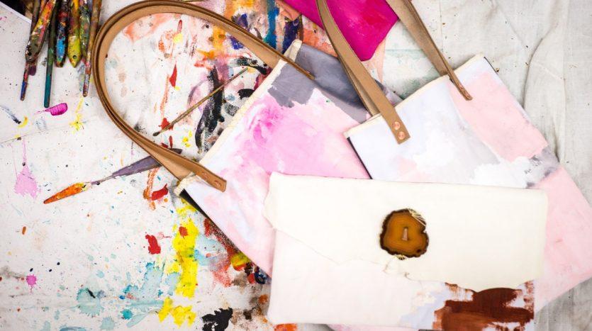 Jay Davis Artist Inspired Bags