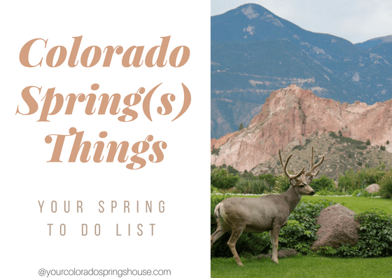 Colorado Springs Activities