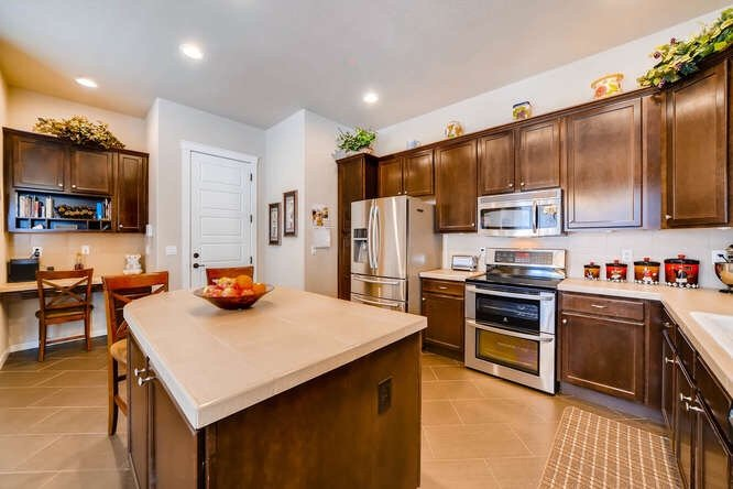 A picture of the kitchen at 1290 Gold Hill Mesa Drive