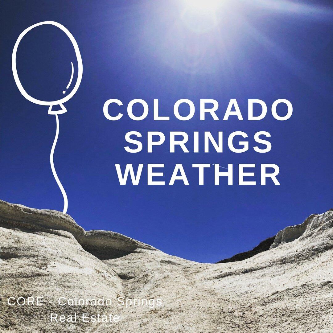 Colorado Springs Weather