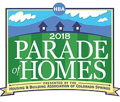 2018 Parade of Homes logo
