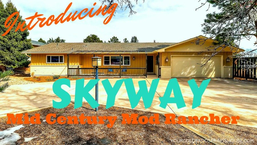 skyway rancher for sale colorado springs