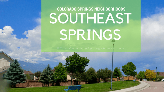 Southeast Colorado Springs New Construction