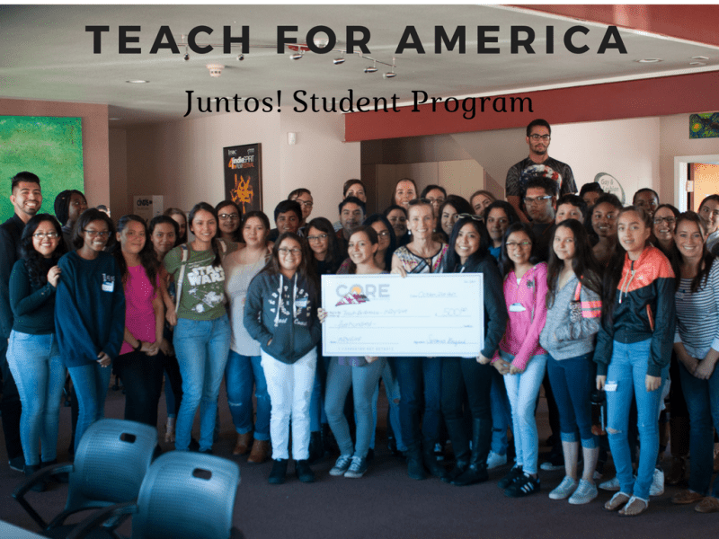 Teach For America Youth Program