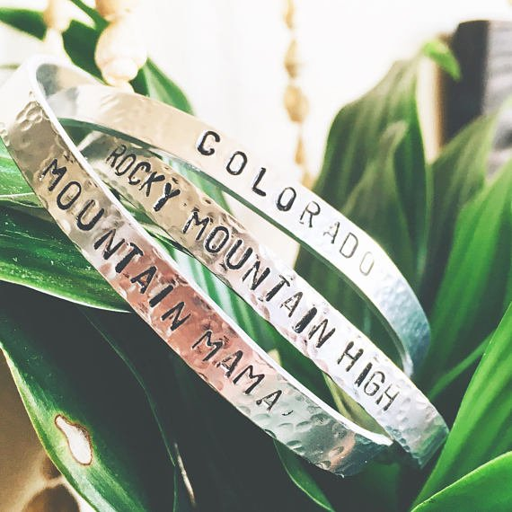 colorado-love bracelets
