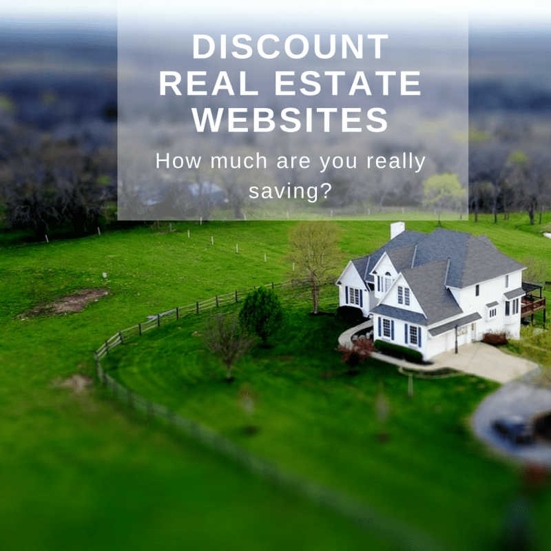 About Discount realtor websites