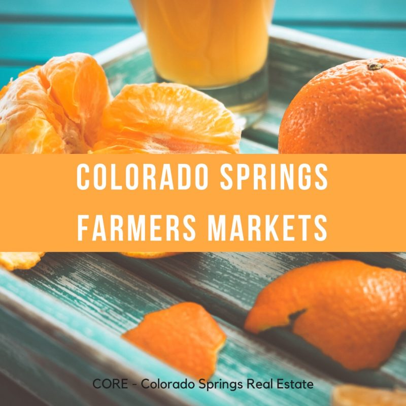 Fresh Oranges - Colorado Springs Farmers Market