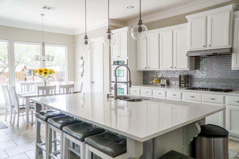 New Construction Checklist Kitchen Lighting and Counter Height